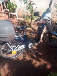 Vendo bicicleta motorizada vendo bicicleta motorizada bateria nova acabei de por