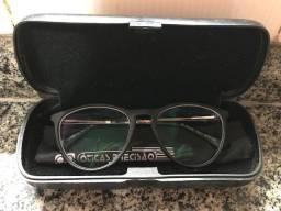 Armação para Óculos de Grau - cor Preta Original (nova)