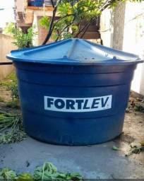Caixa d'água fortlev 3 mil litros