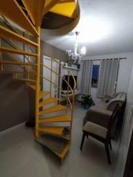 Vendo ou aluno apartamento na cobertura no Santana Tower