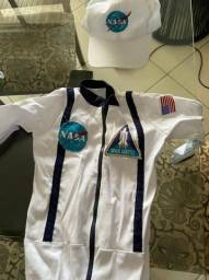 fantasia infantil astronauta