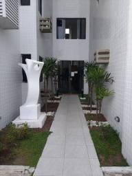 Título do anúncio: 59 m², apartamento 2/4 sendo uma suíte, Térreo, Bairro Bancários
