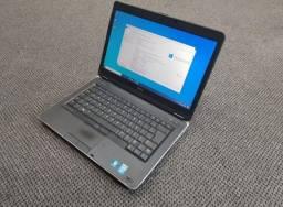 Notebook Dell i7   8gb RAM   120gb SSD   vídeo dedicada