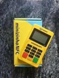 Máquininha Minizinha NFC
