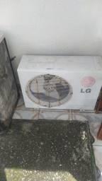 2 ar condicionado no preço pegando normalmente