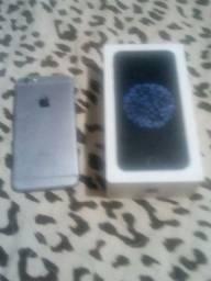 "Iphone 6 32GB Dourado, Tela 4.7""<br><br>"