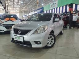 Nissan Versa SL 1.6 (Flex) 2013