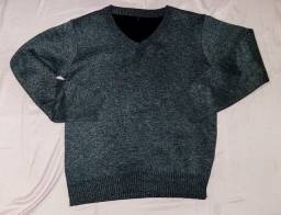 Suéter masculino P (Veste M)