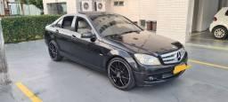 Mercedes c180 kompressor. Rodas 19'' da AMG. Carro impecável