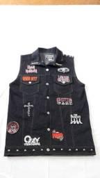 Jaquetas e coletes personalizados