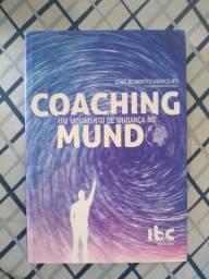 Livro Coaching um momento de mudança no mundo