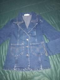 Jaqueta jeans Strasch