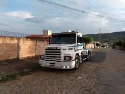 Vendo Scania 113 ano 96..  carreta 2000