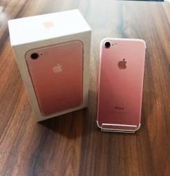 iPhone 7 128GB  Rose - Seminovo 6 Meses de Garantia