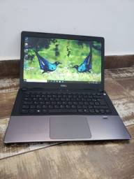 Notebook Dell i7   8gb   120gb SSD   Vídeo dedicada 2gb