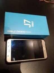 J7 neo Samsung top super conservado