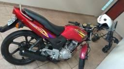 Moto Strada atrazada