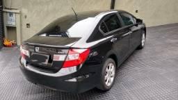 Honda Civic Exs 2013- Com teto solar, Versão mais top