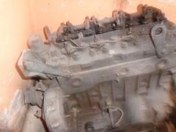 Motor Q20b Completo, p/ D-20. D-10, D-60, Camioneta, Adaptações, Nº Bom s/ Cadastro