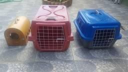 Caixa para transportar animais em aviões