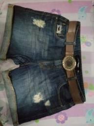 2 Shorts Lorena Nunes 44