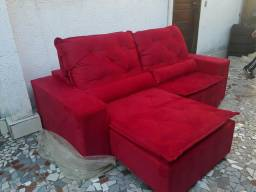 Sofas retrateis e reclinaveis