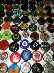Tampinhas Coleção refri cerveja