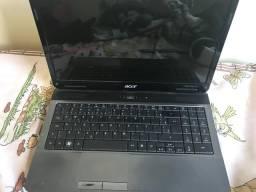 Notebook Acer (leia as notificações)