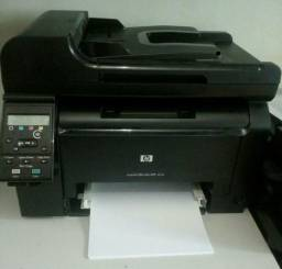 LaserJet 100 color MFP M175a