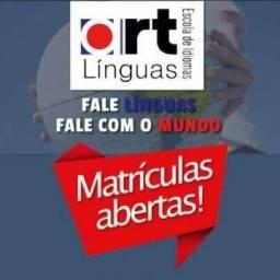 Inglês com 70% de desconto!!