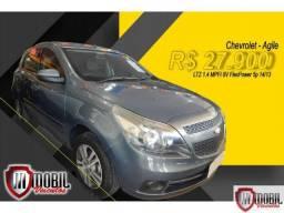 Chevrolet Agile LTZ 1.4 MPFI 8V FlexPower 5p - 2013