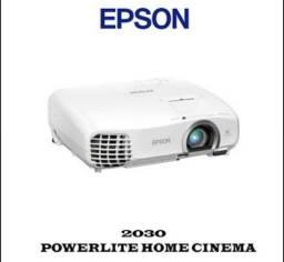 b37777dc195 Projetor Epson PowerLite Home Cinema 2030
