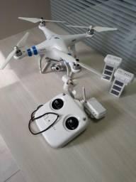 Drone Phantom 2 c/ 02 baterias e maleta