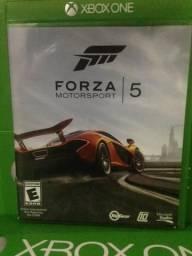 Jogo Forza Motorsport 5 Só R$ 80