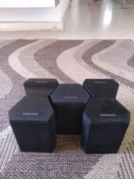 Speakers Samsung 3ohms 5 caixas para home teather Samsung