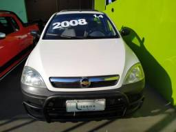 CHEVROLET MONTANA CONQUEST 1.4 8v CS 2P  2008 - 2008