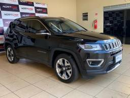 Jeep Compass Limited 2.0 Ac Troca - 2018
