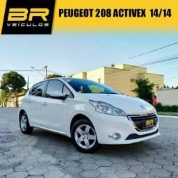 Peugeot 208 Active - 2014