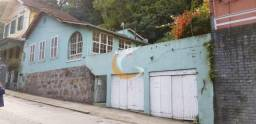 Casa com 7 dormitórios para alugar, 300 m² por r$ 6.000/mês - centro - petrópolis/rj