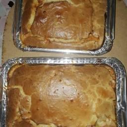 Tortas Salgada recheada