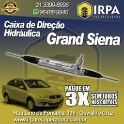Caixa de Direção Hidráulica - Grand Siena