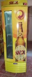 Freezer cervejeiro metalfrio 497 litros 110V super novo