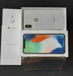 IPhone X de 64GB 10 meses de uso