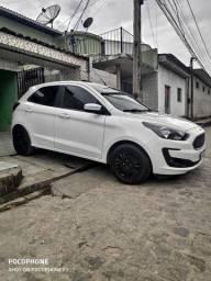 Ford Ka Se Plus 2020/20, Único Dono, Na Garantia De Fábrica (Não Troco)