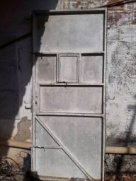 Porta de chapa