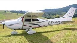 Avião mono moto