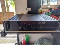 Amplificador Staner uPA 1000
