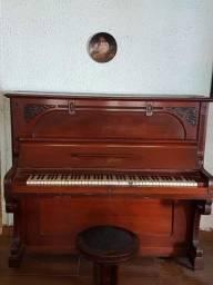 Piano Alemão Ritter Halle Grossh Sächs