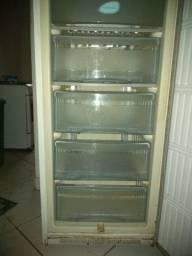 Freezer Vertical usado,mas funcionando excelentemente