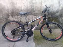 Bike samy aro 24,só pegar e andar,somente venda !